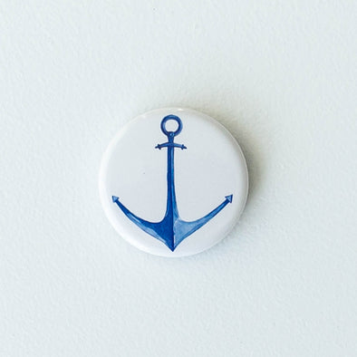 Anchor fridge magnet