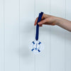 nautical shaped gift tag