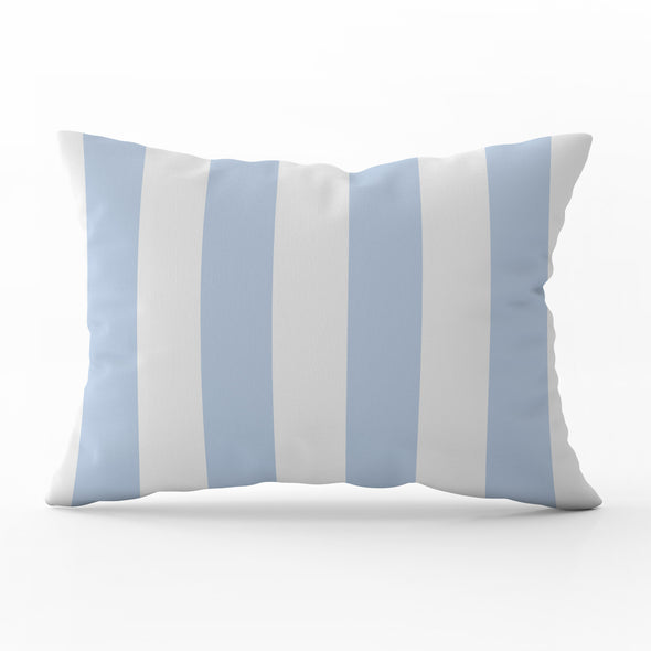Awning Stripe Rectangle Cushion