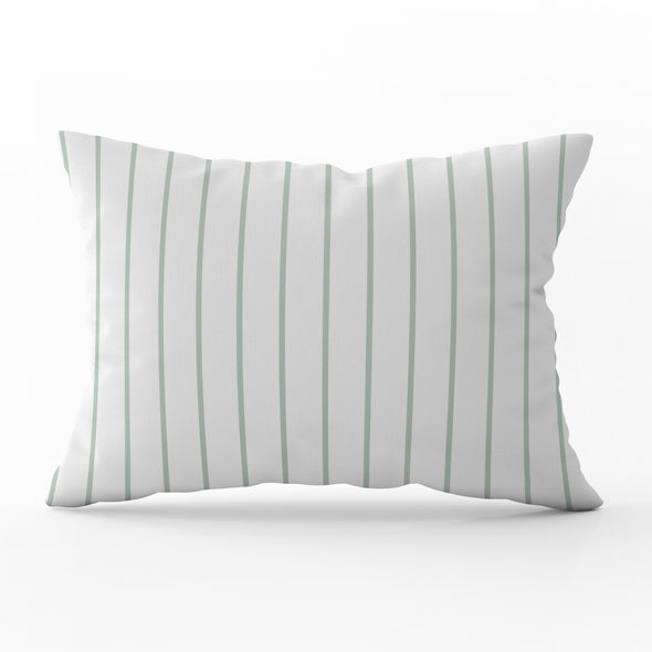Breton Stripe Rectangle Cushion
