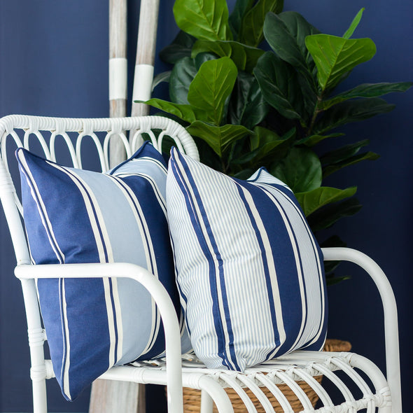 Coastal Stripe Cushions