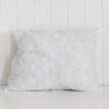 Eco filling rectangle plump cushion insert