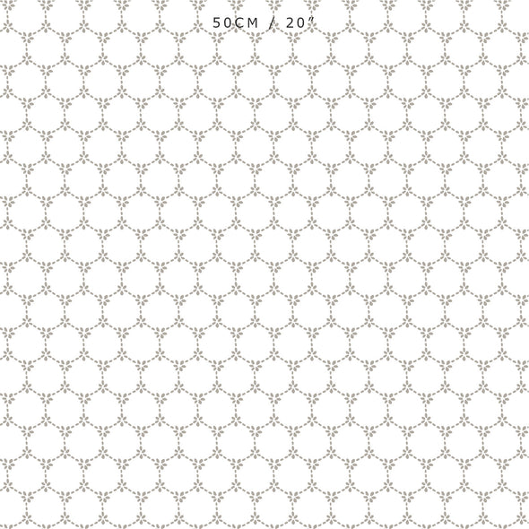 Daisy Chain pretty floral fabric