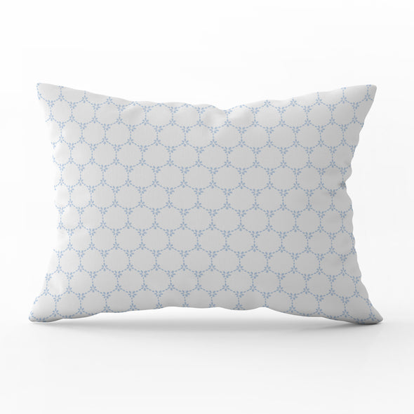 Daisy Chain cushion Pretty floral style