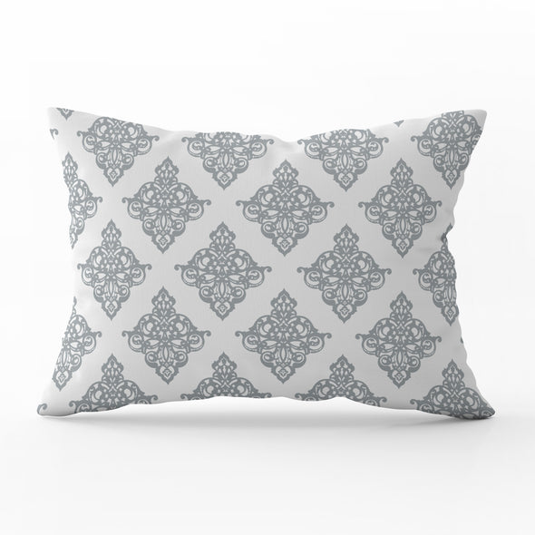 damask rectangle cushion