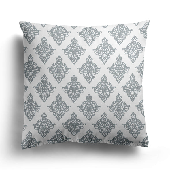 damask square cushion