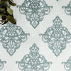 Damask Fabric Eucalyptus