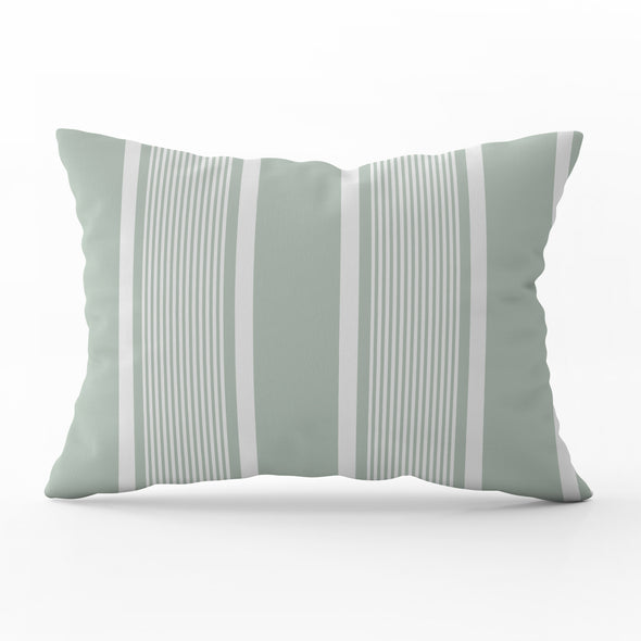 Deckchair Stripe Rectangle Cushion