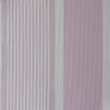 Deckchair stripe cotton linen fabric Peony pink