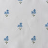 Forget Me Not cotton linen fabric