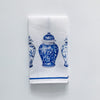 Chinoiserie Ginger Jar Tea Towel