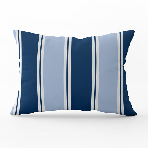 Grande Stripe Rectangle Cushion