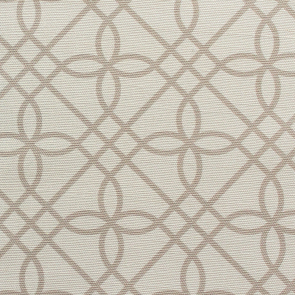 Greek Gate Fabric - Linen
