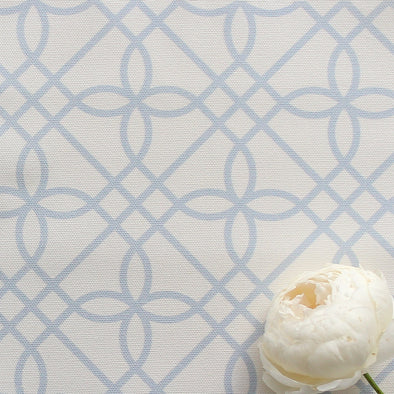 Greek Gate Fabric - Serenity
