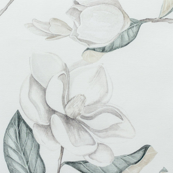 magnolia fabric white