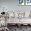 Greek Gate Rustic Cushion Neutral