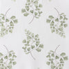 Maiden hair fern cotton linen fabric