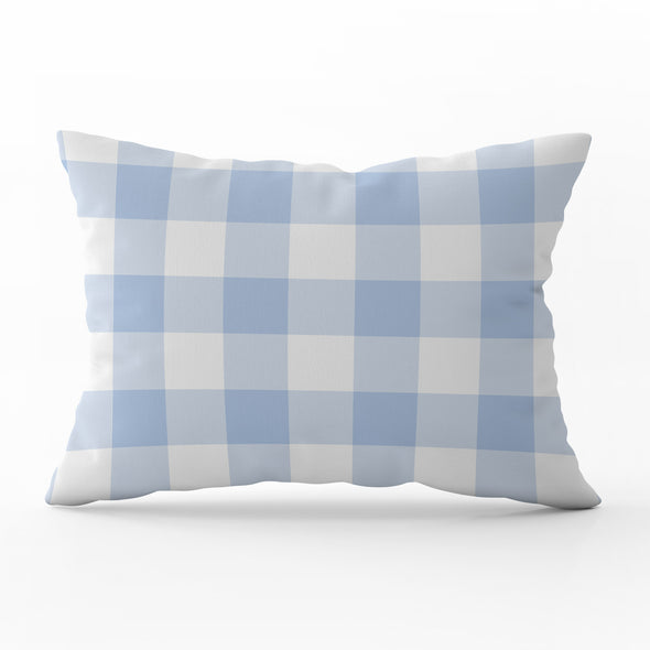 Medium Gingham Rectangle Cushion Buffalo Check