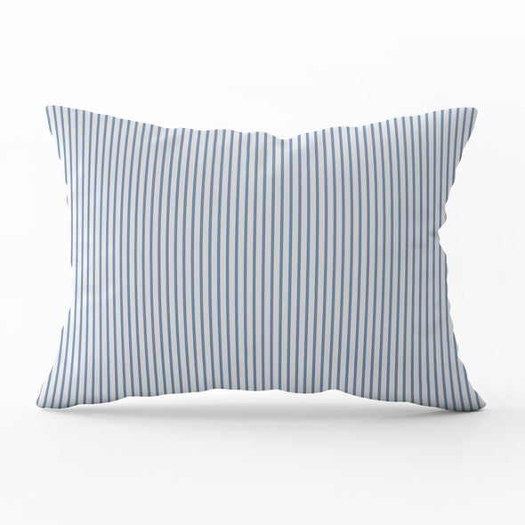 Petite Stripe Rectangle Cushion