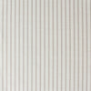 Petite Stripe cotton linen fabric in neutral beige