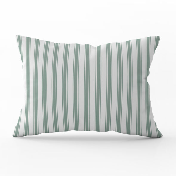 Regatta Stripe Rectangle Cushion