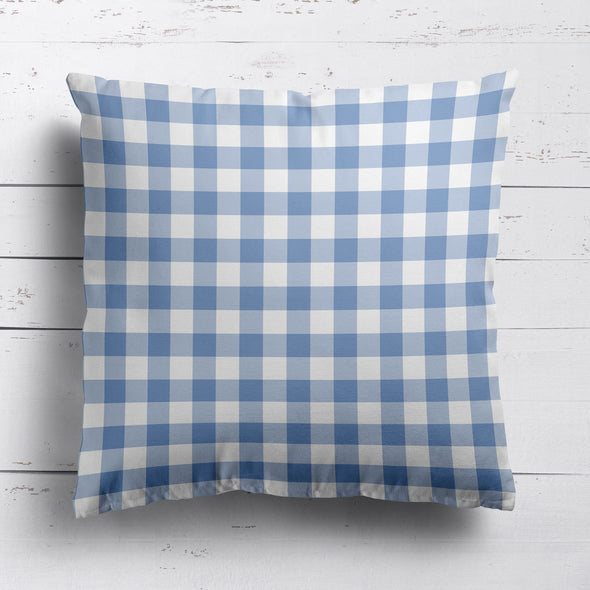 Small Gingham Rectangle Cushion Buffalo Check