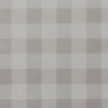 gingham check cotton linen fabric neutral beige