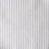 Ticking Stripe cotton linen fabric in Dove grey