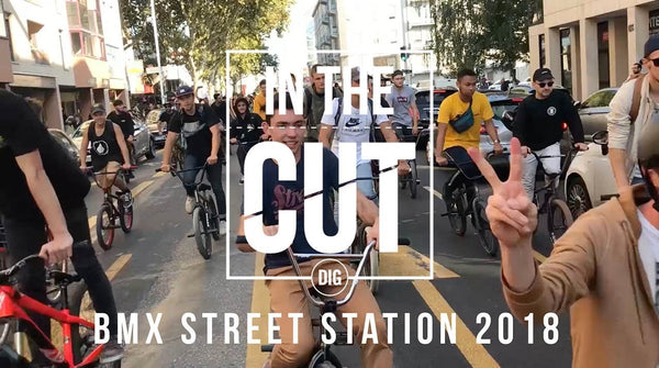 Street Station - In the Cut
