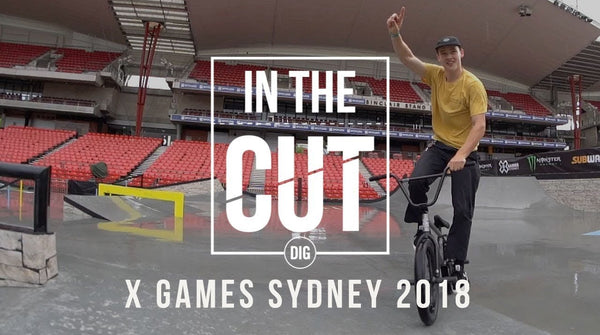 X-games Sydney - In The Cut