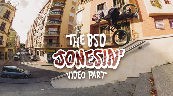 The BSD Jonesin' video part...