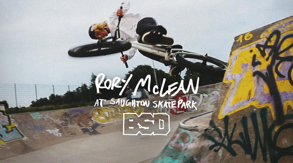 Rory Mclean at Saughton Skatepark