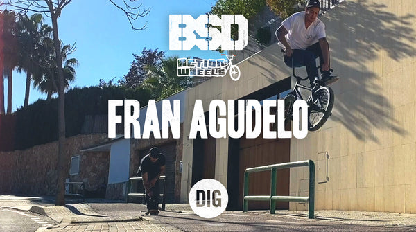 FRAN AGUDELO X ACTION WHEELS