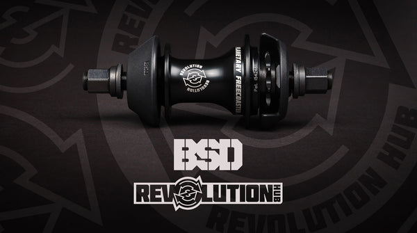THE NEW BSD REVOLUTION HUB