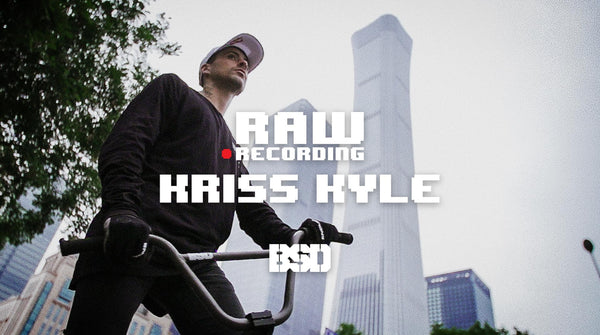 Kriss Kyle Raw Recording