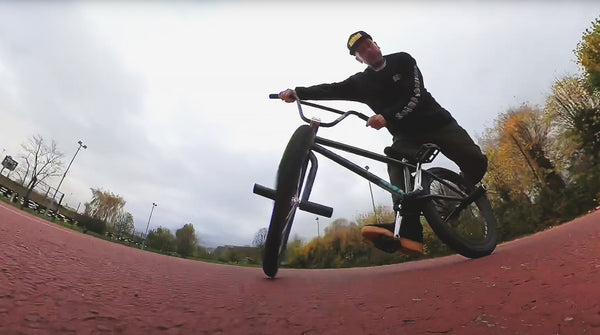 JAMES WHITE | FLATLAND REVOLUTION