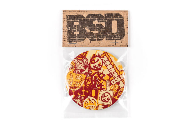 Stickerbomb Sprocket Sticker 15 Pack