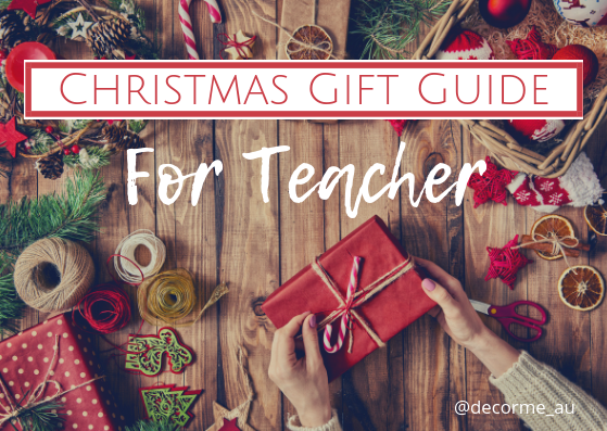 CHRISTMAS FOR TEACHER