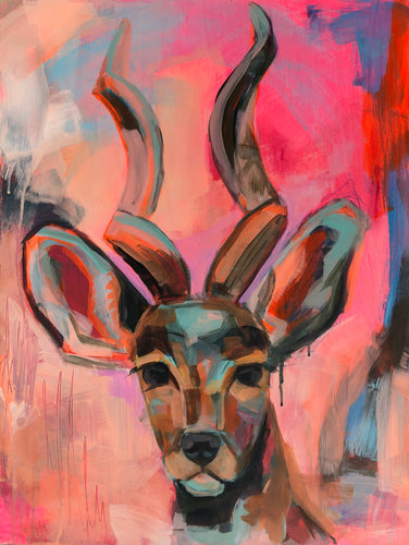 Kudu in Blush