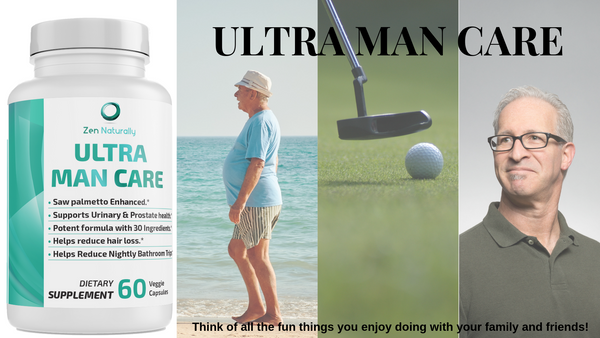 Ultra-Man Care