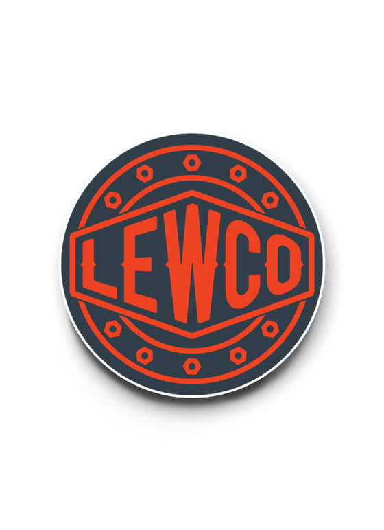 Lewco Sticker Pack (3)
