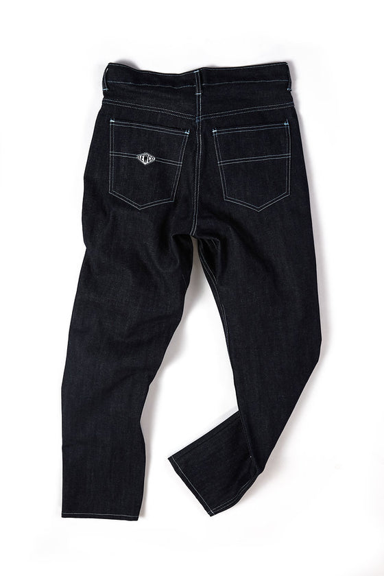 FR Straight Leg Denim Jeans