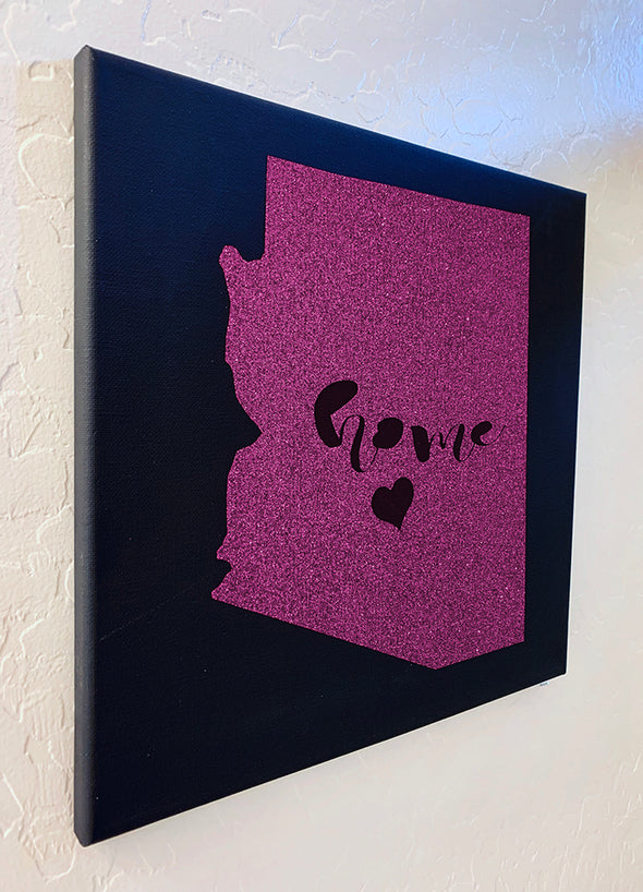 Love Your State with Glitter