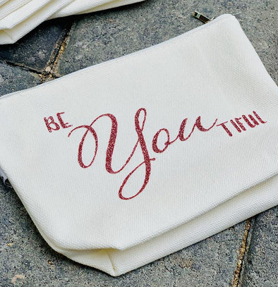 Be You Tiful - Makeup Bag
