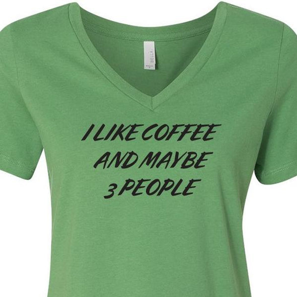 I Like Coffee T-Shirt - Different Trends
