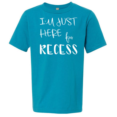 I'm just here for Recess T-shirt - Different Trends