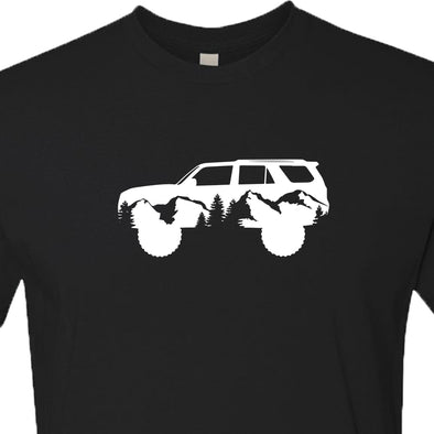 Mountain Forest Toyota - T-shirt