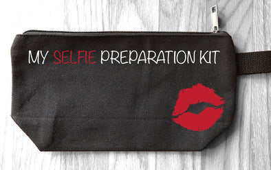 My Selfie Preparation Kit - Makeup Bag