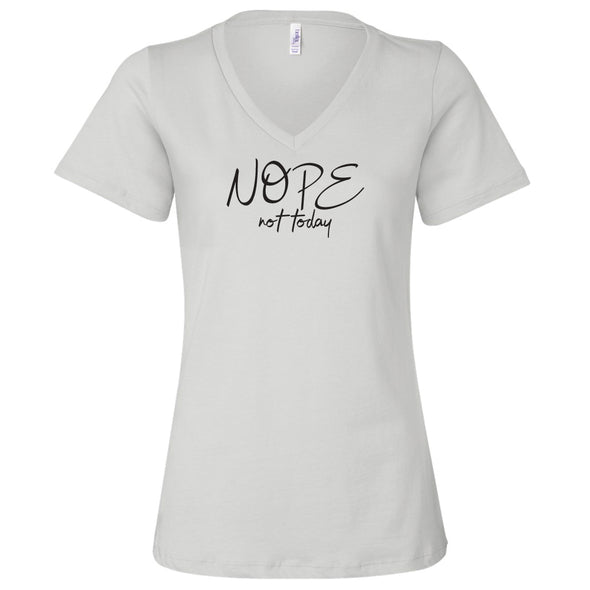 Nope Not Today T-Shirt - Different Trends