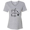Wife Mom Boss T-Shirt - Different Trends